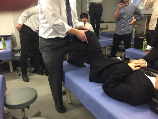 2月22日開催、第62回徒手整復技術研究会に参加しました
