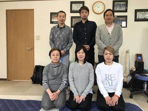 神奈川妙見活法研鑽会inひかり整骨院